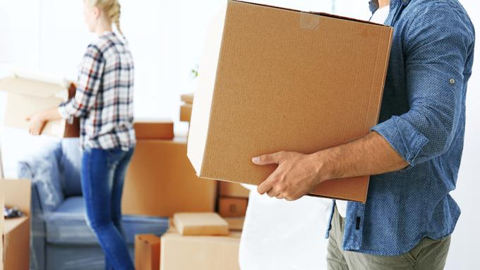 Moving Home Storage in Kettering